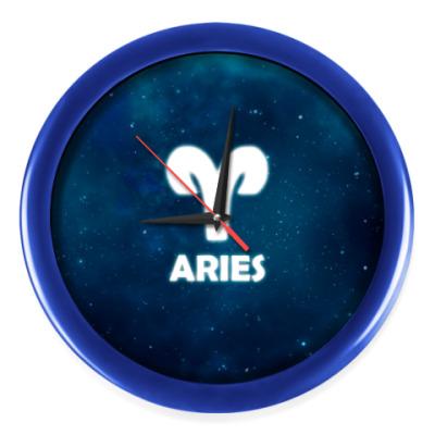 Настенные часы Знак зодиака. Овен