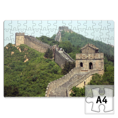 Пазл Китайская стена