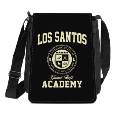 Сумка-планшет Los Santos Grand Theft Academy
