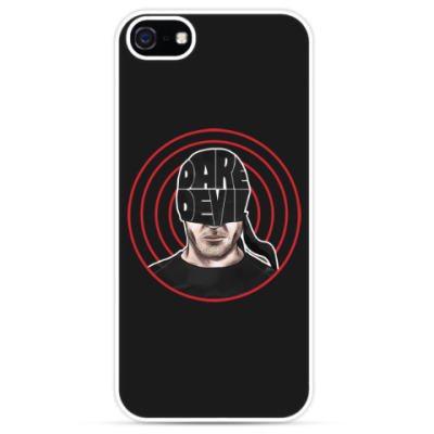 Чехол для iPhone Daredevil / Сорвиголова