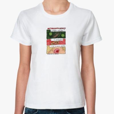 Классическая футболка Adrenaline T