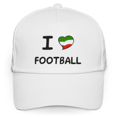 Кепка бейсболка Я люблю итальянский футбол