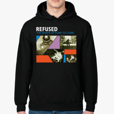 Толстовка худи Refused - The Shape Of Punk To Come