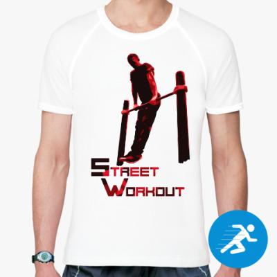 Спортивная футболка Street Workout. Edge #3