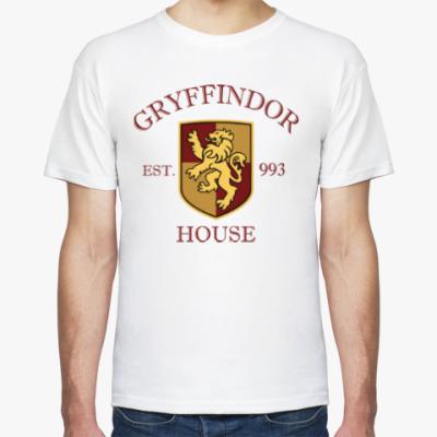 Футболка Gryffindor