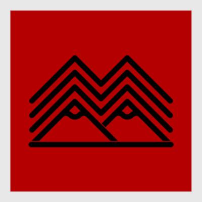 Постер Символ Твин Пикс Twin Peaks