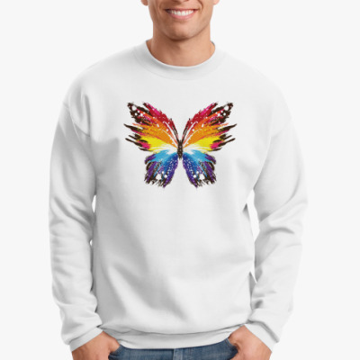 Свитшот Бабочка