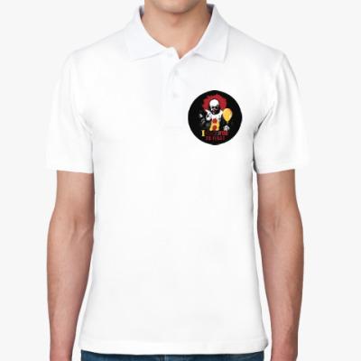 Рубашка поло Clown It by Stephen King