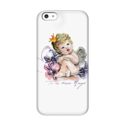 Чехол для iPhone 5c Купидон