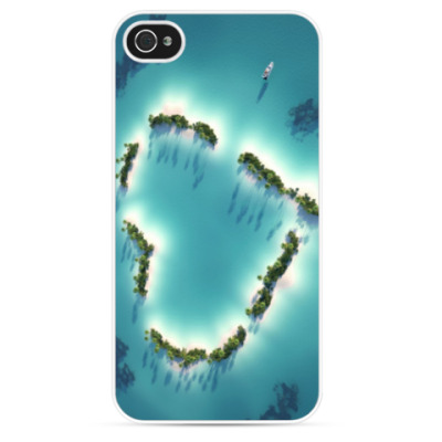 Чехол для iPhone Love Island