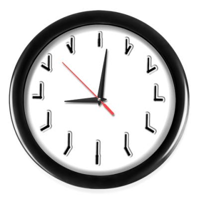 Настенные часы Время