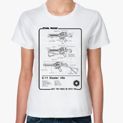 Классическая футболка Star wars (звёздные войны)