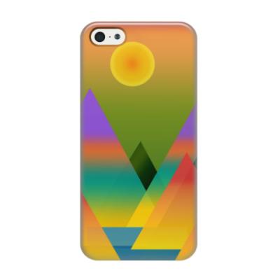 Чехол для iPhone 5/5s Индейское лето