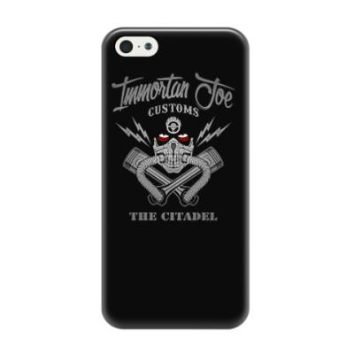 Чехол для iPhone 5/5s Immortant Joe customs