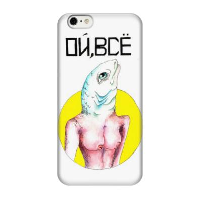 Чехол для iPhone 6/6s Fish