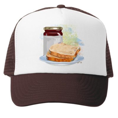 Кепка-тракер На завтрак
