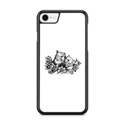 Чехол для iPhone Рыси