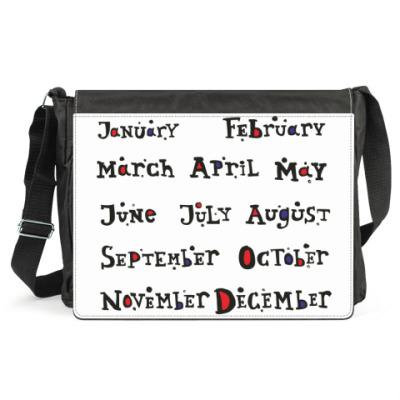 Сумка Календарь