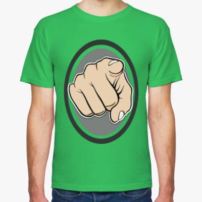 Футболка Finger