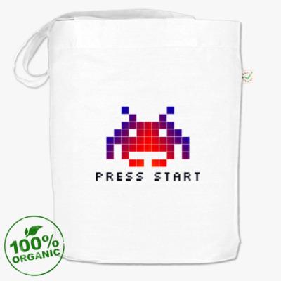 Сумка Space invader (8bit)