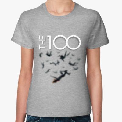 Женская футболка The 100