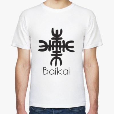 Футболка Байкал