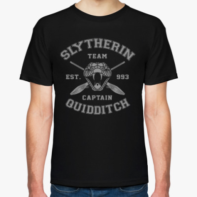 Футболка Slytherin Quidditch Team