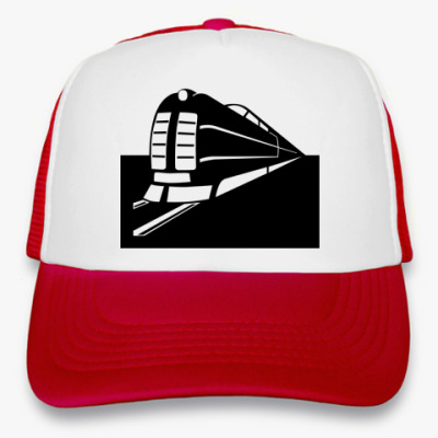 Кепка-тракер Поезд