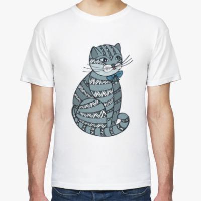 Футболка Мартовский кот Барсик