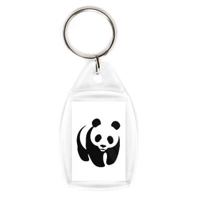 Брелок WWF. Панда