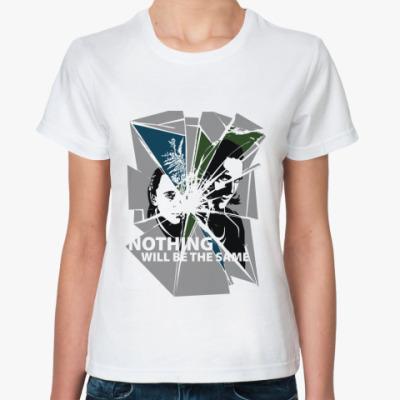 Классическая футболка Nothing