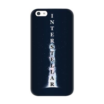 Чехол для iPhone 5c Interstellar