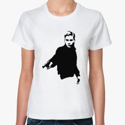 Классическая футболка Стрелок Московского Метро