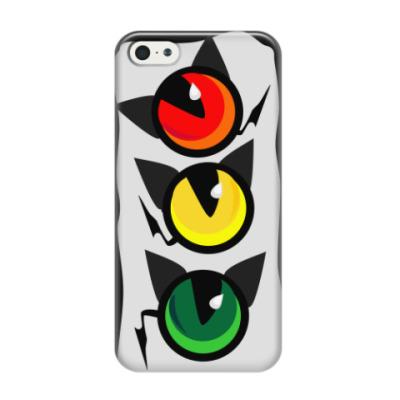 Чехол для iPhone 5/5s Котофор