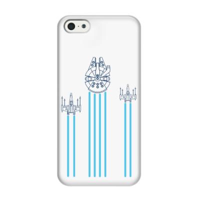 Чехол для iPhone 5/5s звёздные войн (Star wars)