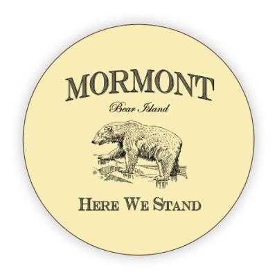 Костер (подставка под кружку) Mormont