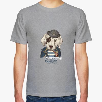 Футболка Пиратский собака
