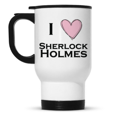 Кружка-термос 'Шерлок Холмс'