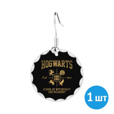 Серьги Hogwarts