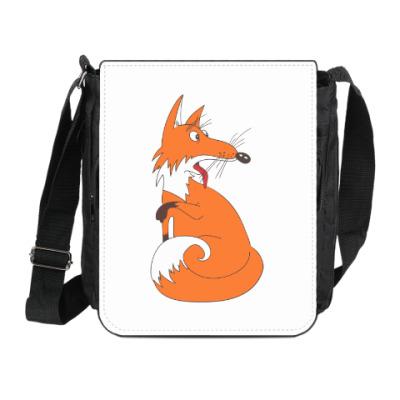 Сумка на плечо (мини-планшет) Fanny fox