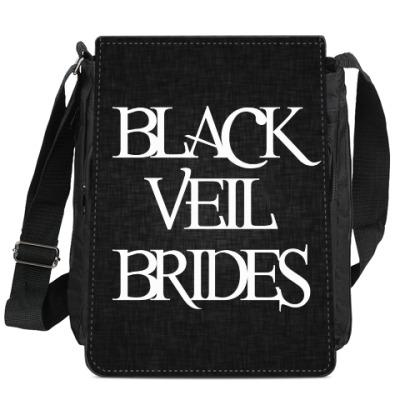 Сумка-планшет Black Veil Brides
