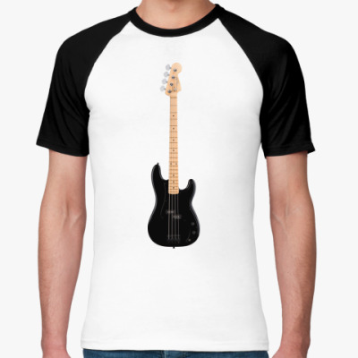 Футболка реглан Вass (Fender)