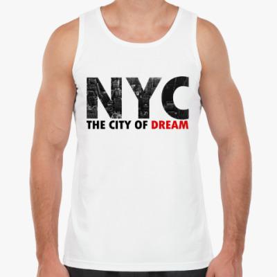 Майка NYC, The city of Dream