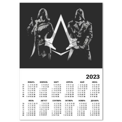 Календарь Assassin's Creed: Syndicate