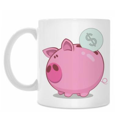 Кружка Piggy Bank