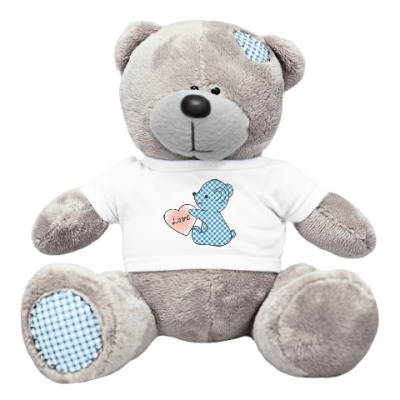 Плюшевый мишка Тедди Мишка Тедди