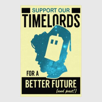 Постер Doctor Who
