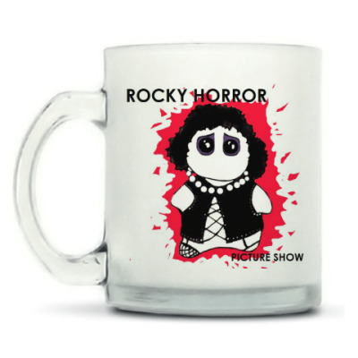 Кружка матовая Rocky Horror
