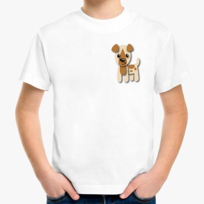 Детская футболка Джек Рассел