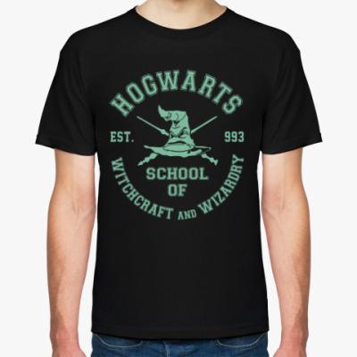Футболка Hogwarts